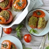 Pomodori Ripieni alla Pugliese