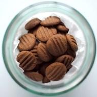 Biscottini Burrosi al Cacao Amaro