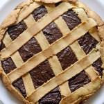 Crostata di Ricotta al Cioccolato