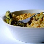 Crumble Salato di Zucchine e Robiola