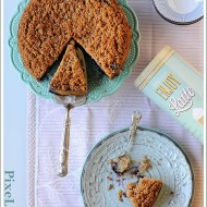 Blueberry Buckle: Torta Soffice ai Mirtilli con Crumble Croccante
