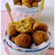 Polpettine di Zucca e Gorgonzola