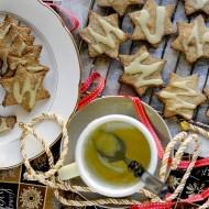 Biscotti di Grano Saraceno con Cioccolato Bianco