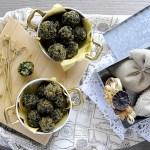Polpette di Cavolo Nero, Salsiccia e Pecorino Toscano