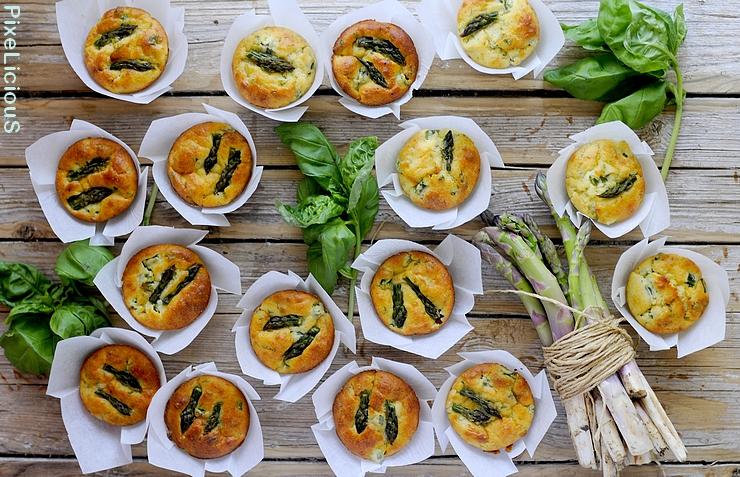 muffins asparagi basilico 1 72dpi