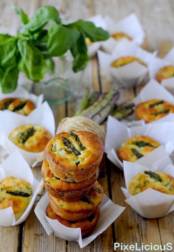 muffins asparagi basilico 2 72dpi