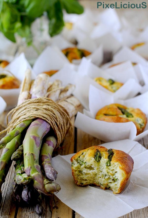 muffins asparagi basilico 4 72dpi
