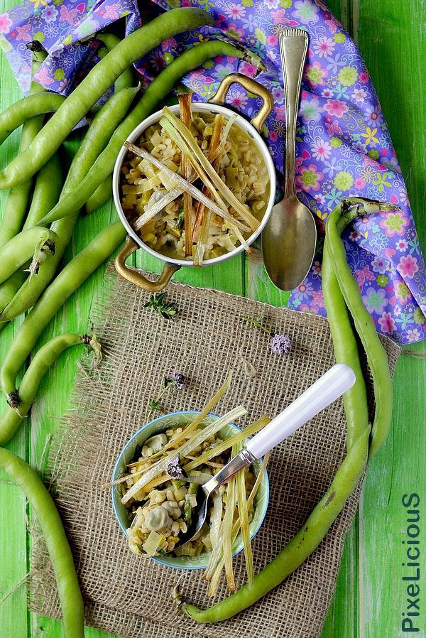 orzotto asparagi porri e fave 3 72dpi