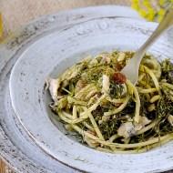 """""""Pasta chi Saddi"""" Palermitana: Bucatini con Sarde Fresche e Finocchietto Selvatico"""