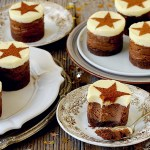 Mini Cheesecakes al Cioccolato