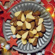 Biscotti di Farina di Riso all'Arancia e Cioccolato Fondente