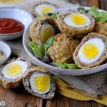 Scotch (Scottish) Eggs – Polpette di Salsiccia Ripiene di Uova