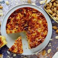 Tosca Cake: Torta Svedese alle Mandorle e Caramello