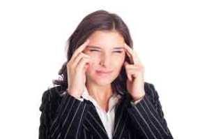 Burn Out oder Depressionen werden oft durch Stress hervorgerufen