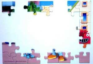 Wie baut man am besten ein Puzzle zusammen?