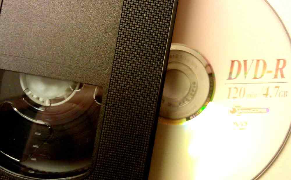 VHS auf DVD brennen