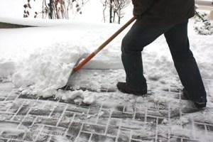 Schneeräumen – wie wird's richtig gemacht?