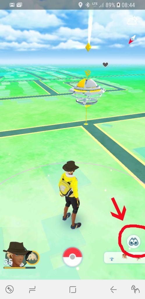 Pokemon Go - Trainer Forschung, hilf Professor Willow bei seinen Forschungen