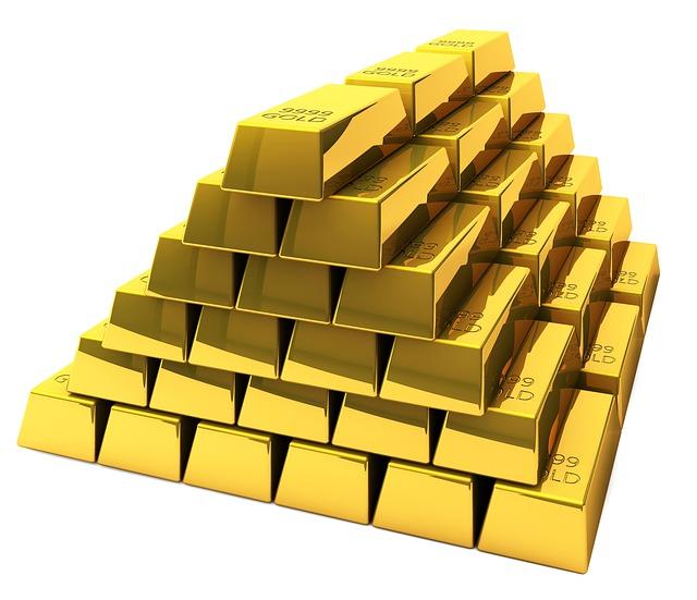Gold ist selten und deshalb wertvoll