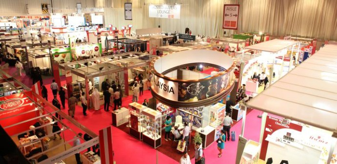 Exhibition Stall Builder for IPM Middle East Dubai