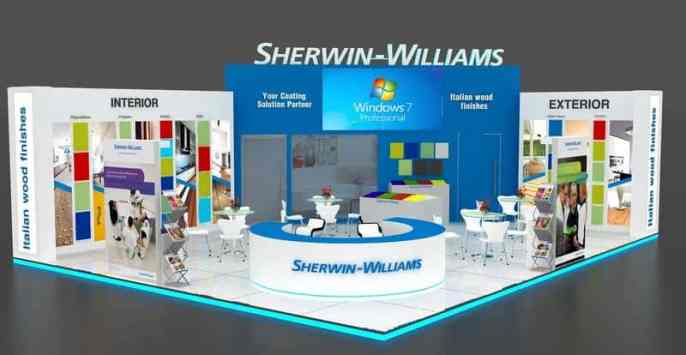 stand designer in greater noida india
