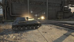 HMH Chrysler K World of Tanks