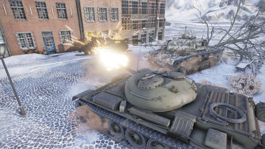 T-54 – World of Tanks