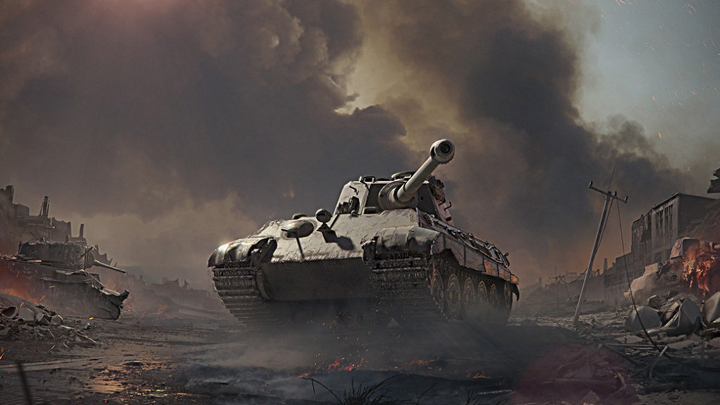 World of Tanks – Tiger II - Tygrys II