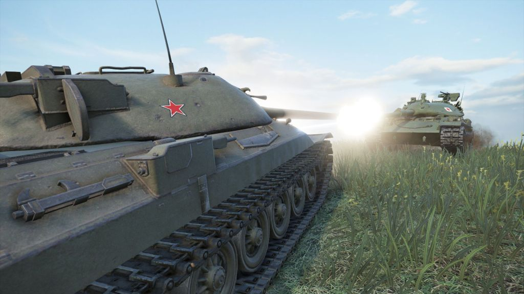 World of Tanks – STB-1