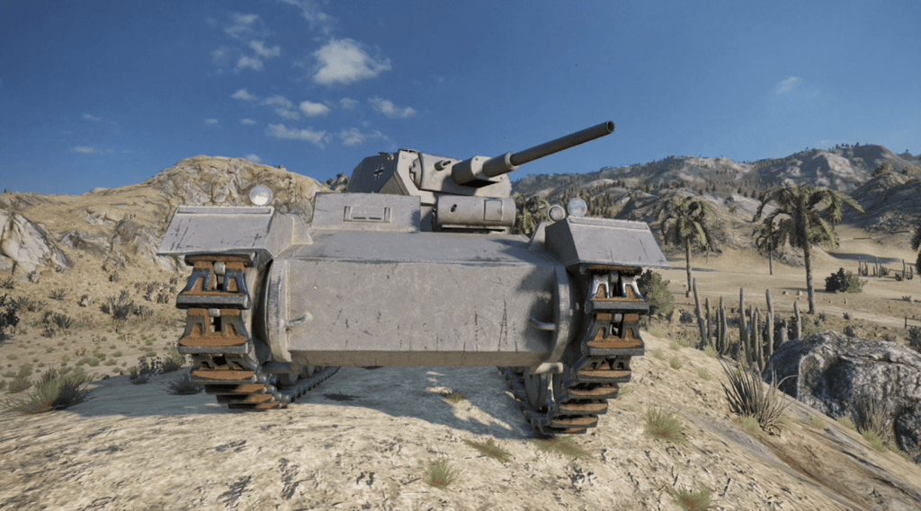 VK 65.01 (H) World of Tanks