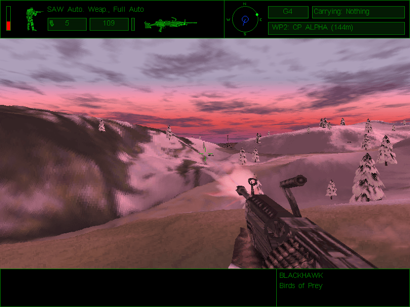 Delta Force 1998 Replay