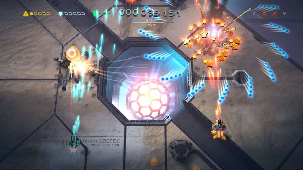 Sky Force Reloaded Xbox One recenzja review