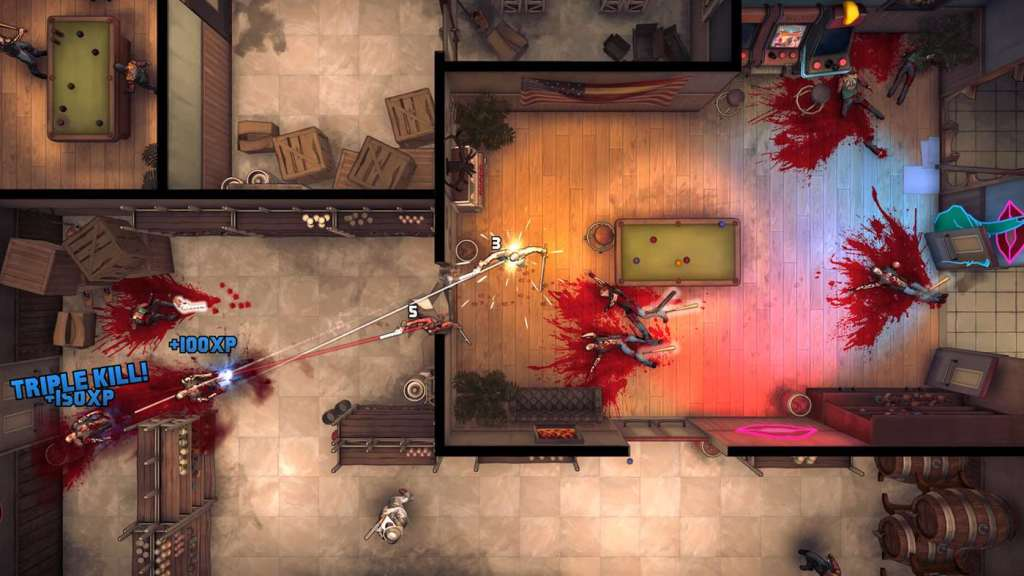 God's Trigger review recenzja Xbox One