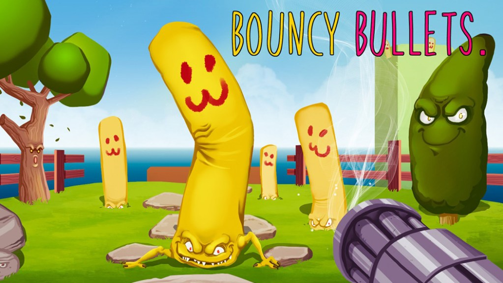 Bouncy Bullets Xbox One recenzja review