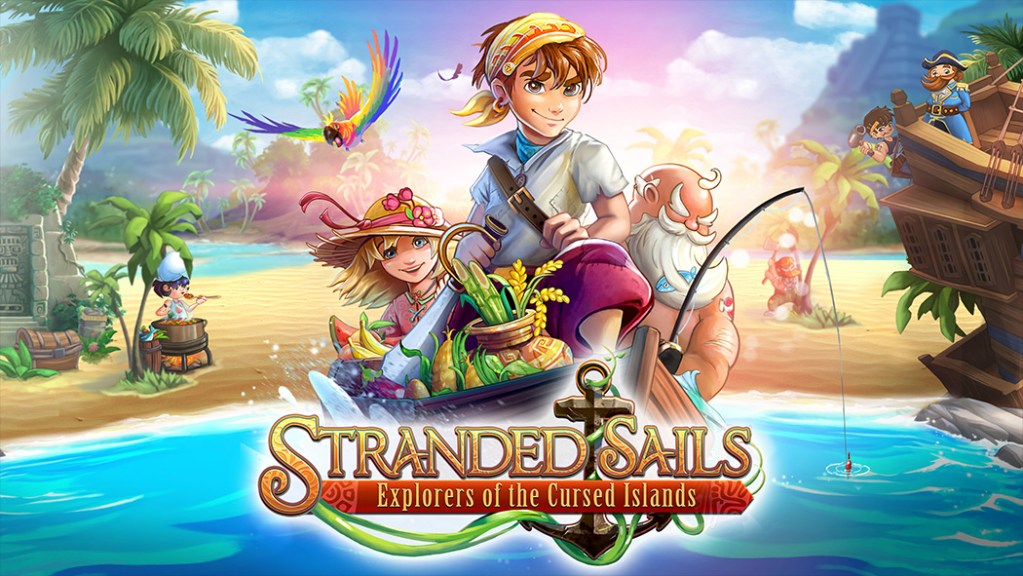 Stranded Sails: Explorers of the Cursed Islands, recenzja, review, Xbox One