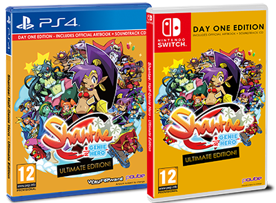 Shantae: Half-Genie Hero Ultimate Edition, Xbox One, recenzja, review