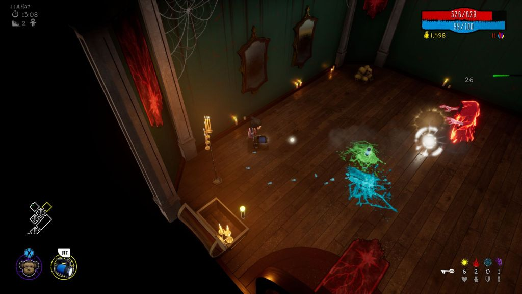Don't Die, Minerva!, Xbox One, Xbox Game Preview, preview, zapowiedź
