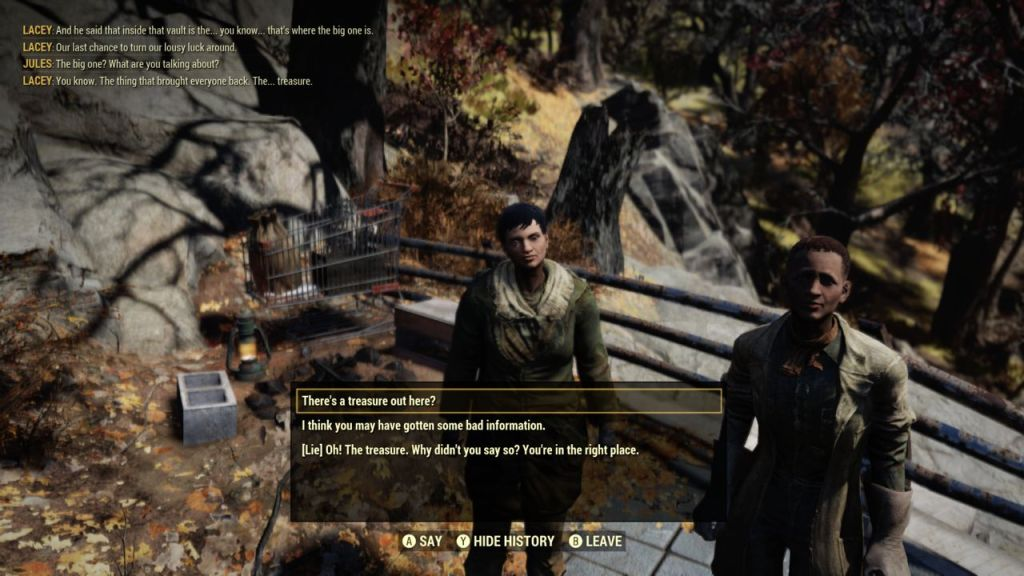 Fallout 76: Wastelanders, Xbox One, recenzja, review