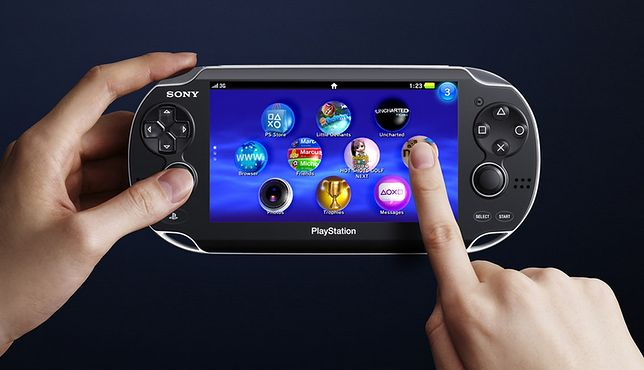 PlayStation Vita, PSV
