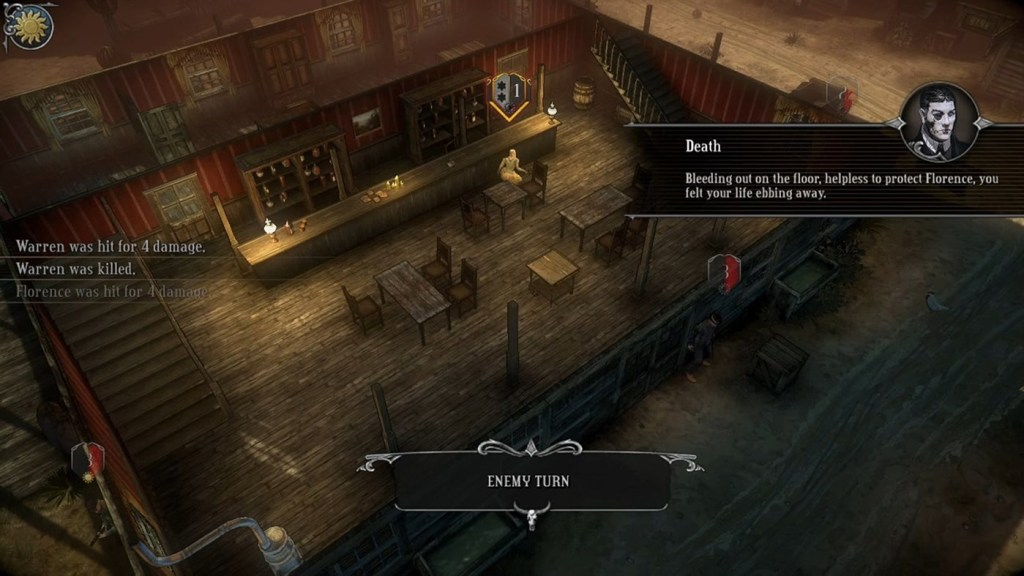 Hard West: Ultimate Edition, recenzja, review, Xbox One, Xbox Series X|S