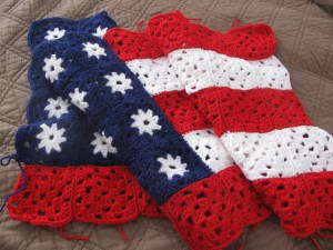 10 quick and easy patriotic crochet patterns for beginners american flag crochet blanket dt1010fo