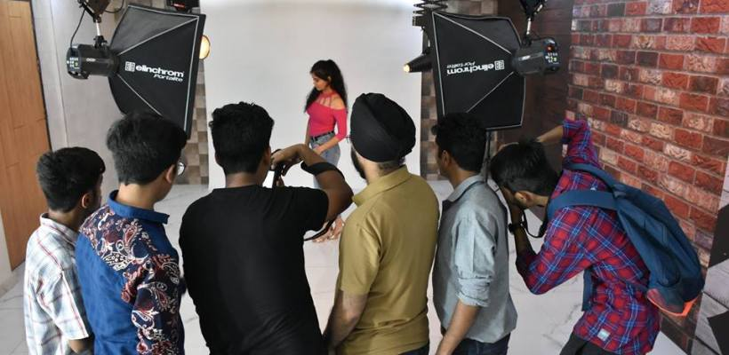 fashion photography courses in delhi