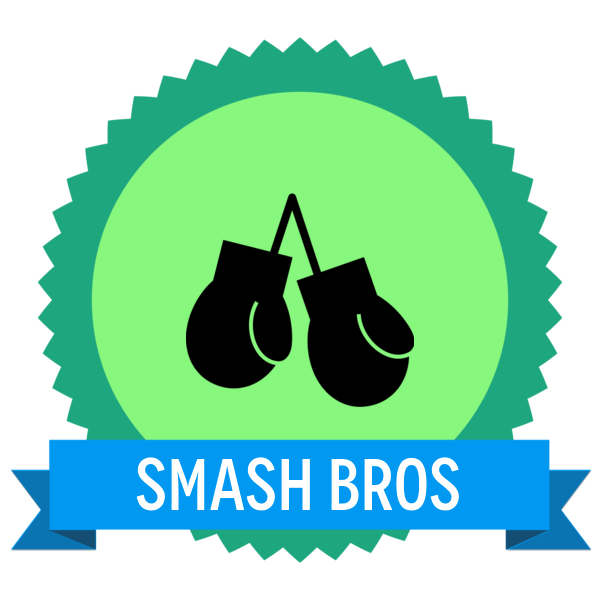 """Badge icon """"Boxing Gloves (2712)"""" provided by Gabriele Fumero, from The Noun Project under Creative Commons - Attribution (CC BY 3.0)"""