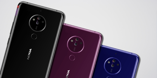 NOKIA 8 Pro With Rotating Penta Carl Zeiss Lens - A Real Game Changer