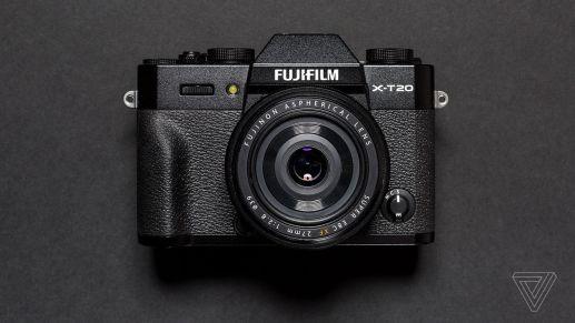 fujixt20 - pixelrajeev