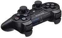 Sony PlayStation DualShock 3 Controller (Black)