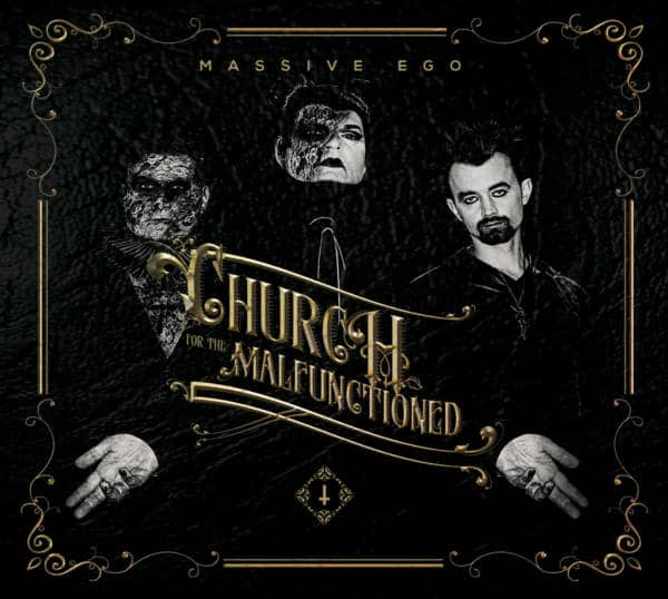 CD-Preview: Massive Ego – Church For The Malfunctioned