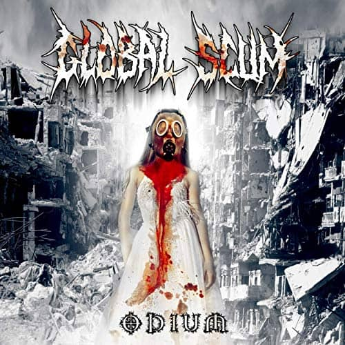 CD-Preview: Global Scum – Odium