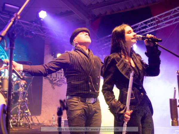 Bannkreis – Johanna Krins gibt Ende der Band bekannt