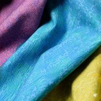 créations imprimées sur coton